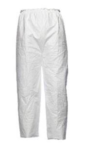 D-0055-L DuPont™ Tyvek® 500 Trousers, Tyvek®, white, L, 50 pcs/box