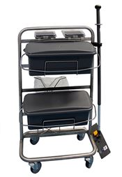 C-0298 Skarclean system, cart with accessories, 1 pc/box