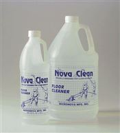 T-0069-1G NovaClean™ Floor Cleaner, detergent, concentrate, 3,79l (1 gallon), 3,79l/can, 4 cans/box